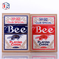 1deck magic trick Playing Card Deck Genuine BEE Playing Cards No 92 Original Playing Cards Club Special Bee Poker Cards 83073