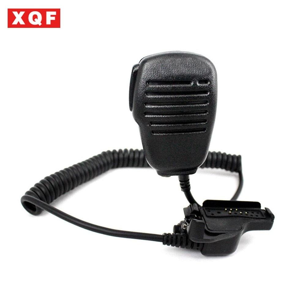 XQF Speaker Mic For Motorola HT1000 MTS2000 XTS2500 3000 3500 5000 MT2000 JT1000 MTX8000 Two Way Radio