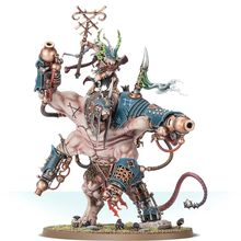 Skaven Thanquol and Boneripper(China)