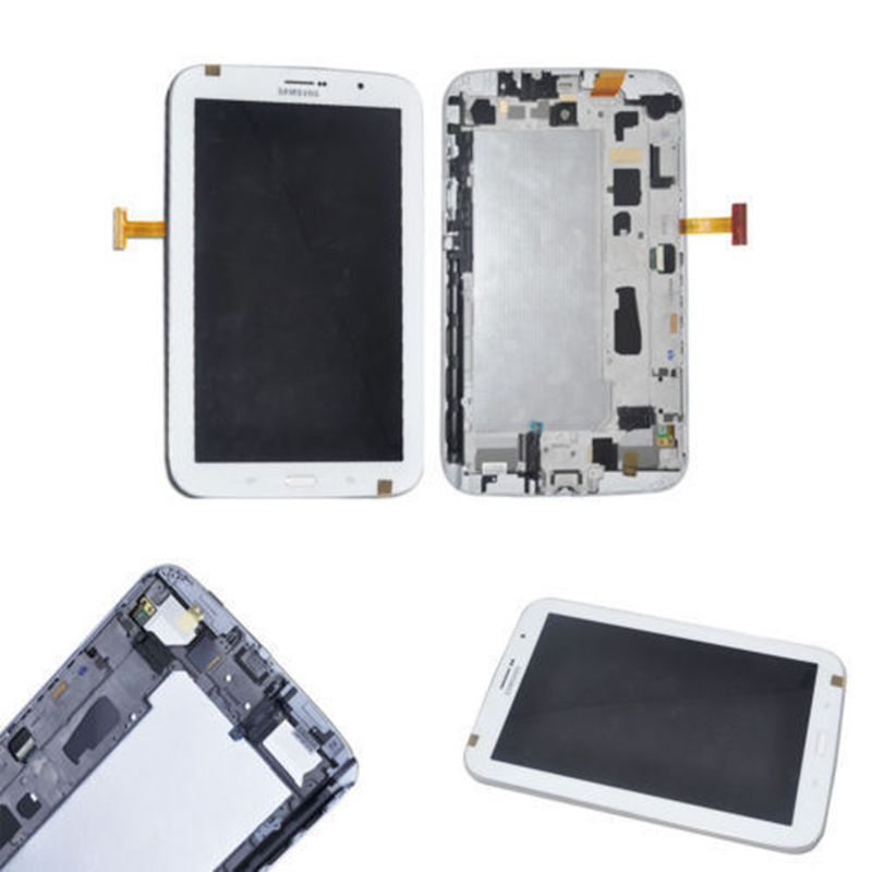 ФОТО For Samsung Galaxy Note 8 N5100 Full LCD Display Panel Monitor + Touch Screen Digitizer Sensor Assembly + Frame Bezel Housing