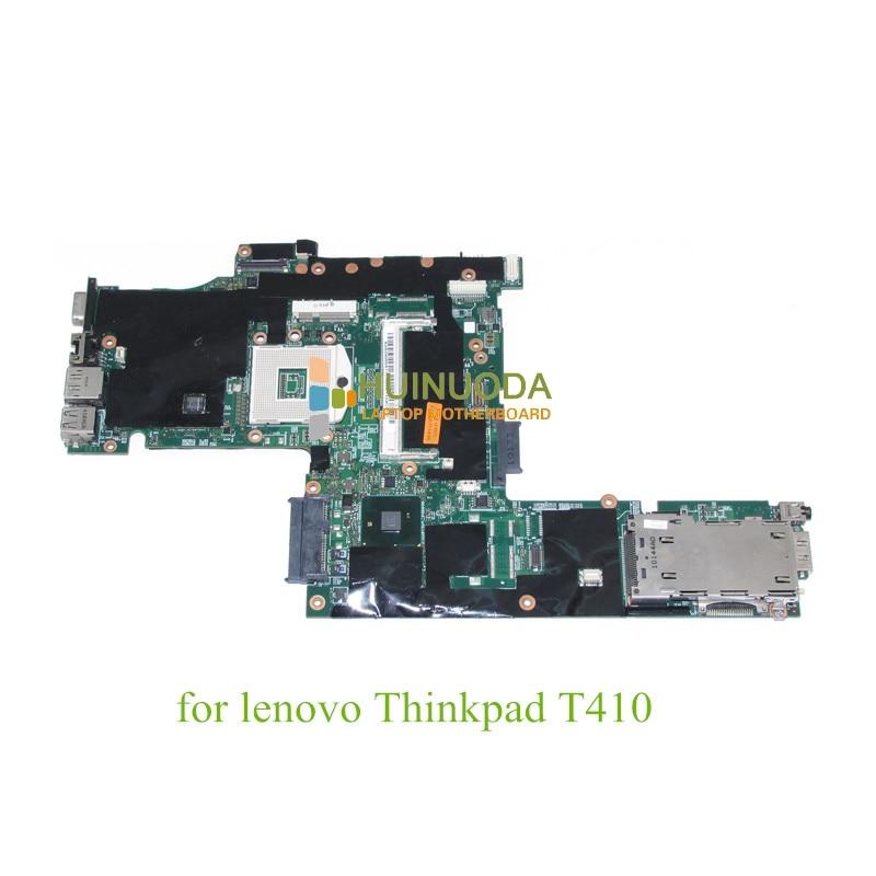 NOKOTION FRU 04W0511 For lenovo Thinkpad T410 motherboard QM57 DDR3 Nvidia Quadro NVS 3100M graphics for lenovo l430 thinkpad motherboard fru 04y2001 hm76 s989 integrated