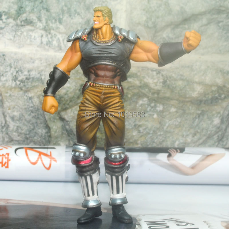 Brand New Cartoon Action Figure Toys Fist Of The North Star Raoh 11cm PVC Figure Model Toy For Gift/Collection/Kids тюбинг no name дв 65х2 см