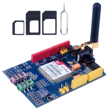 SIM900 GPRS/GSM Shield Development Board Quad-Band Module For Compatib