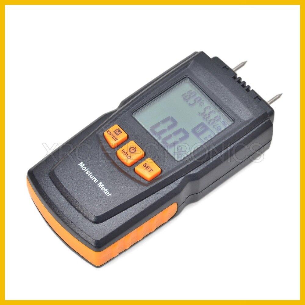 RZ GM620 Miernik wilgotności drewna Regulowany do temperatury 4 - Przyrządy pomiarowe - Zdjęcie 2