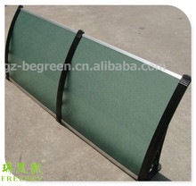 YP100200 100x200cm dimension 39.37inches x 94.49inches, polycarbonate awning inflatable canopy entrance door canopy rain canopy