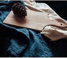 Nordic Plain ZAKKA Linen Cotton Table Napkins Tea Towels Solid Color Home Kitchen Dishcloth Table Decoration