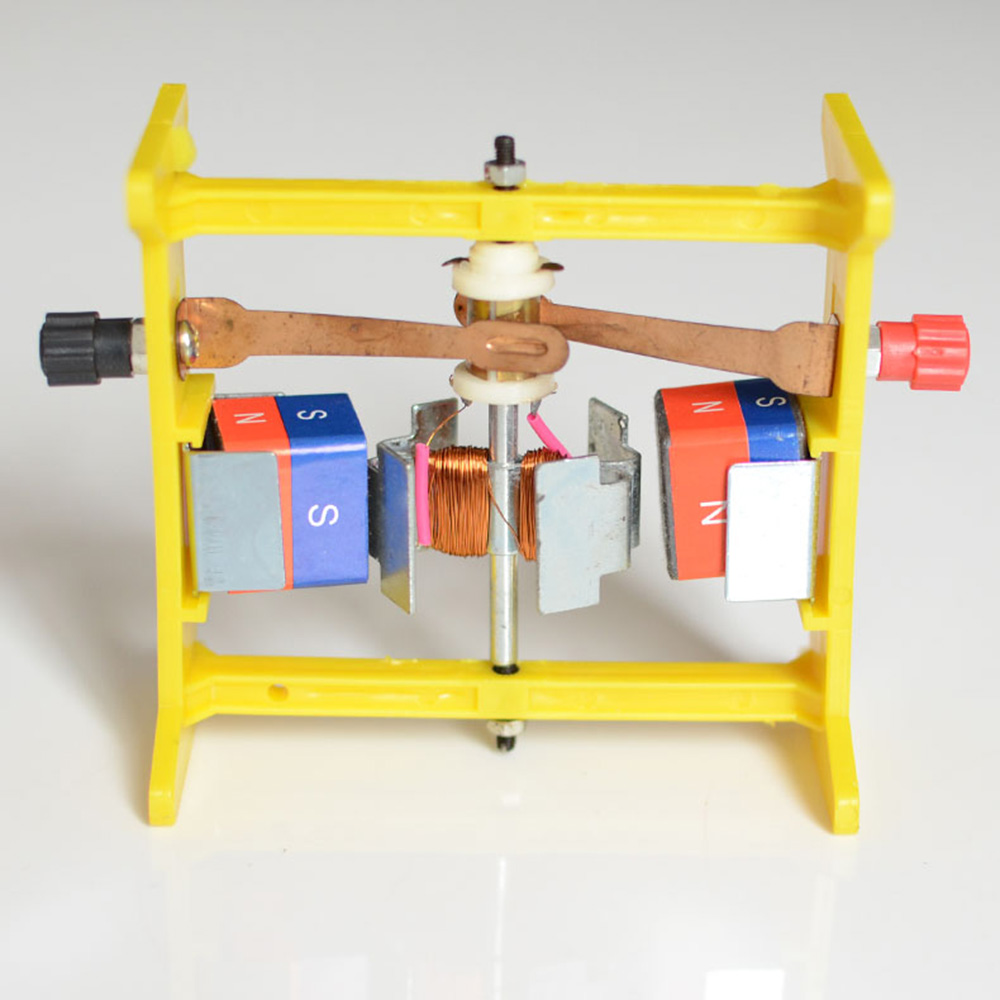 DC Electric Motors Model Electric Motor Experiment Device School Physics Electrical Electromagnetism Experiment Teaching Supply|Physics| |  - title=