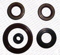 5pcs a set Oil Seal For Polini GP3 39CC Water cooled Engine Pocket bike