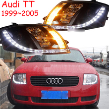 1999 ~ 2005 TT 헤드 라이트, 무료 배송! TT 미등, TT 안개등, 자동차 액세서리, Q3,Q5,Q7,S3 S4 S5 S6 S7 S8