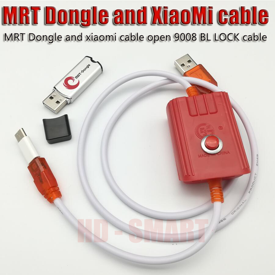 original MRT mrt dongle unlock Flyme account or remove password and xiao mi phone models Open port 9008 Supports all BL locks