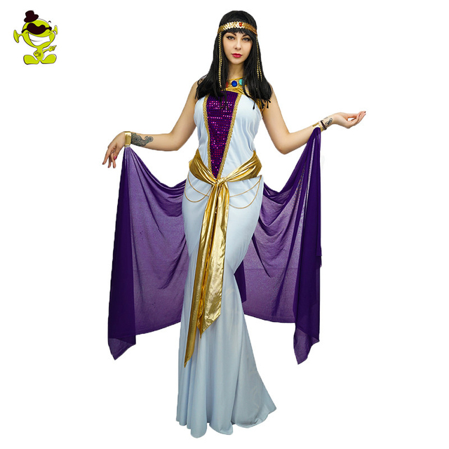 Adultu0027s Jewel of the Nile Elite Costumes Queen Egyptian Pharaoh For Cleopatra Girls Halloween Party Fancy  sc 1 st  AliExpress.com & Adultu0027s Jewel of the Nile Elite Costumes Queen Egyptian Pharaoh For ...