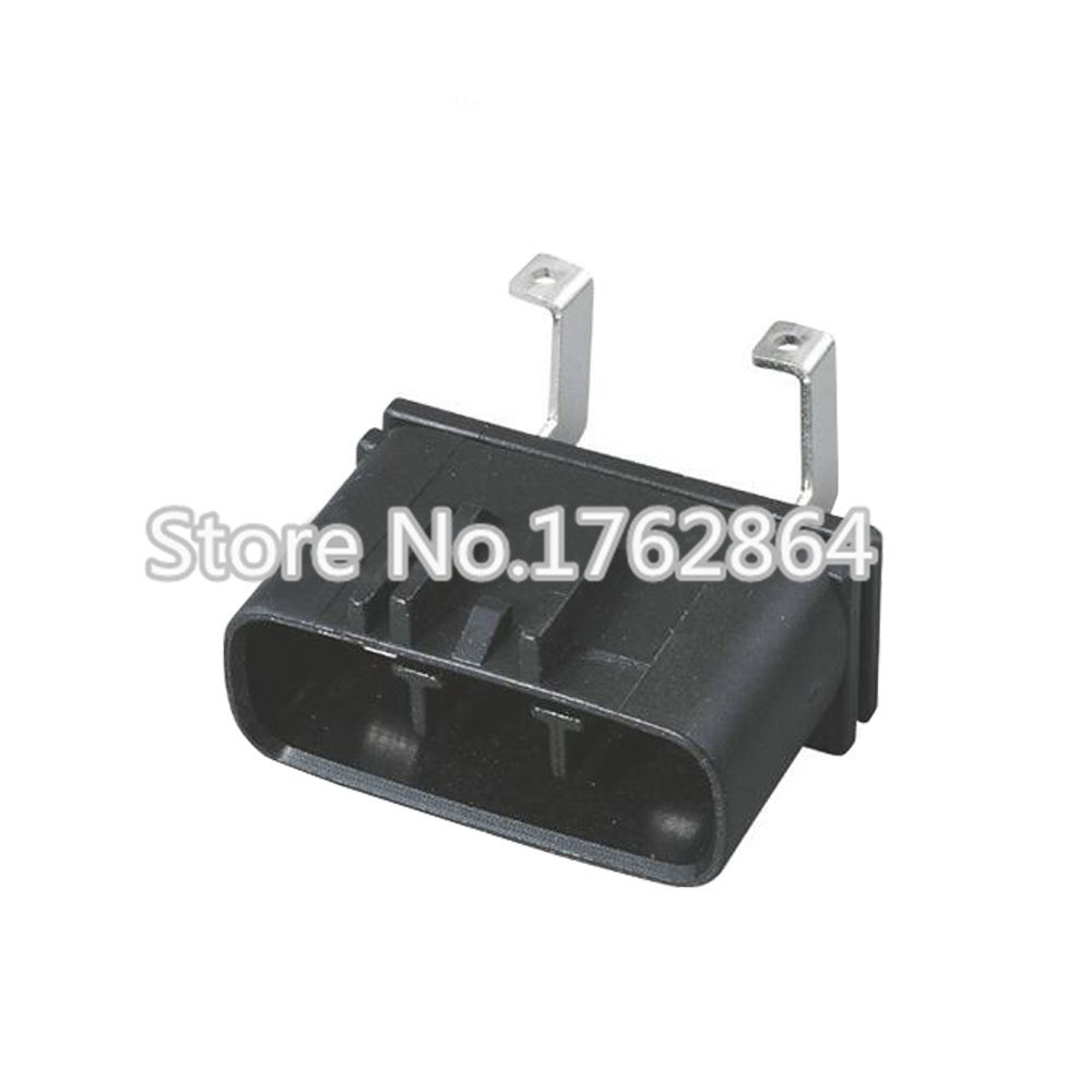 3 hole connectors car connector jacket with terminal DJ7031Y 6 3 10 in Connectors from Lights Lighting