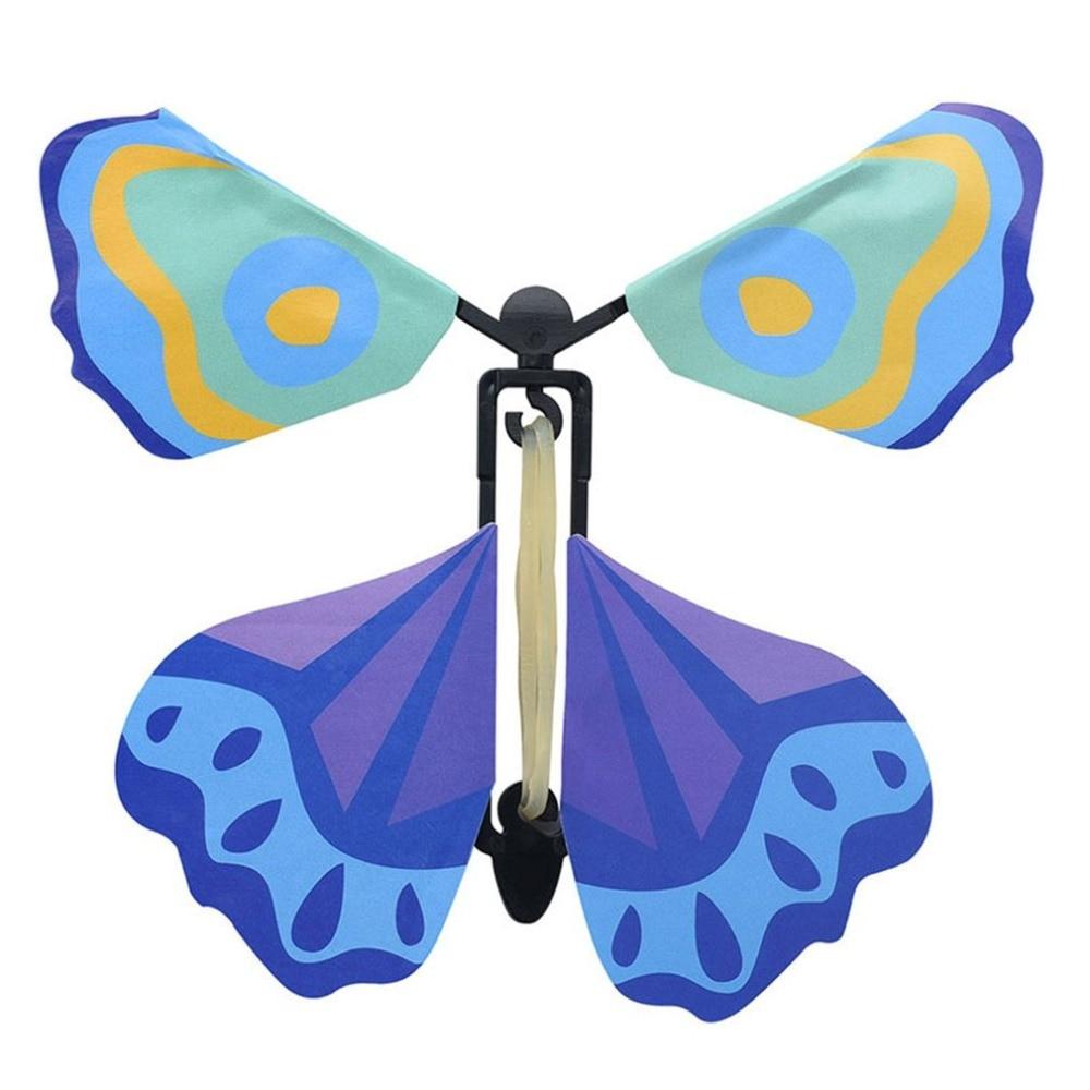 Вылетающая из открытки бабочка, города