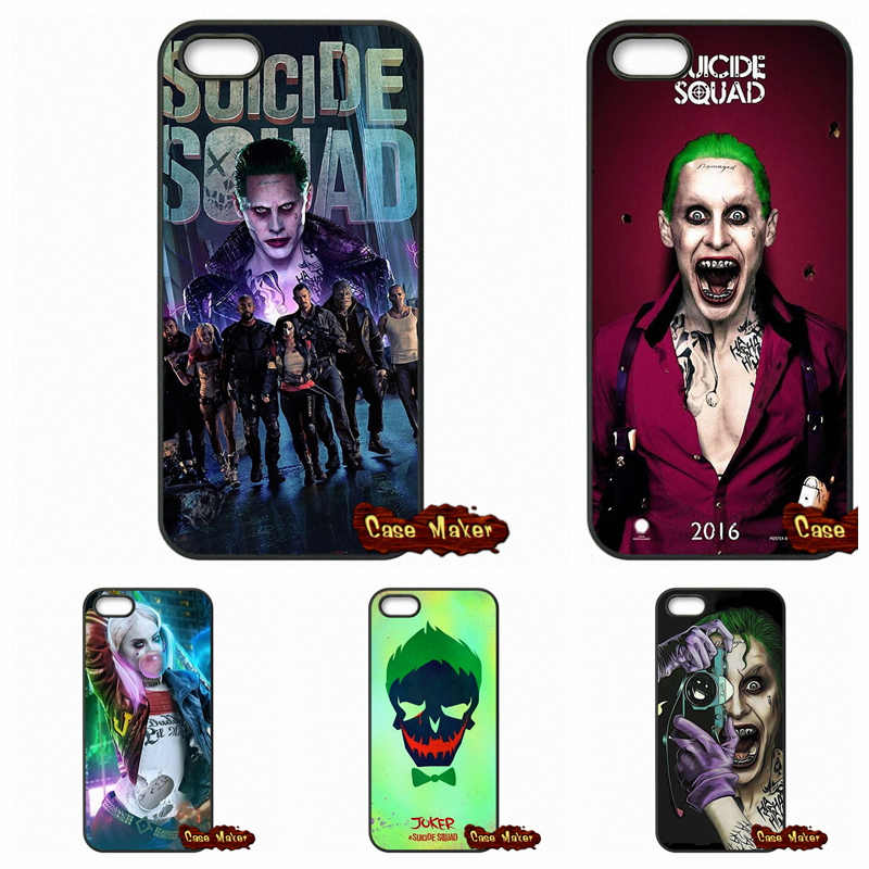 Suicide Squad Harley Quinn Phone Cases Cover For LG G2 G3 G4 G5 Mini G3S L65 L70 L90 K10 For LG Google Nexus 4 5 6 6P