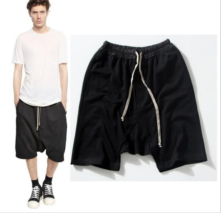 Baggy Black Shorts Promotion-Shop for Promotional Baggy Black ...