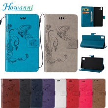 Butterfly Leather Phone Case For Nokia Lumia 830 Case 5.0″ Wallet Stand Flip Phone Cover For Nokia 830 Case Capa