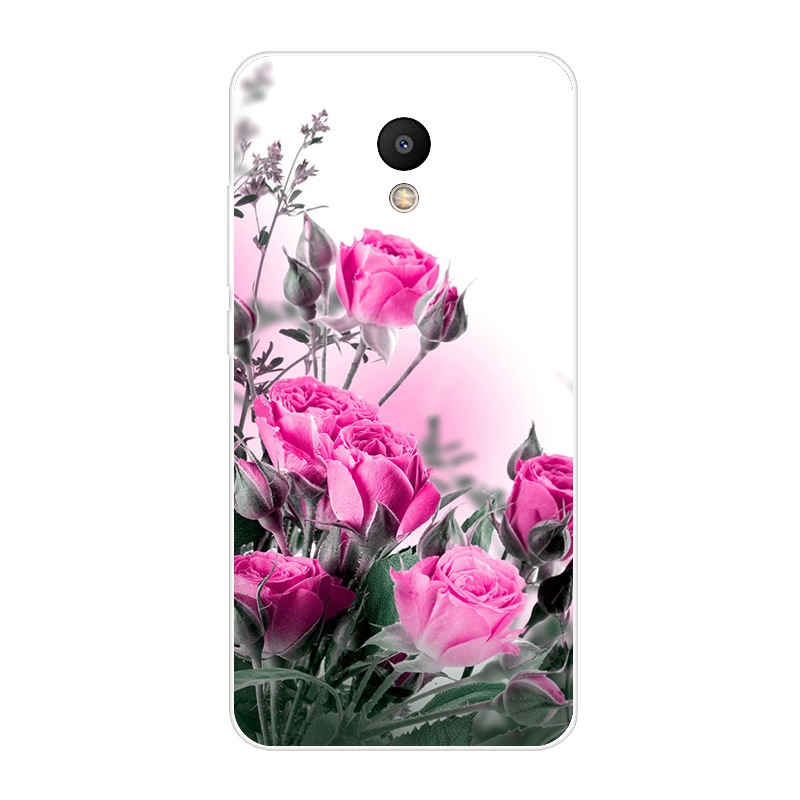 For Capa Meizu M6 Case Cover TPU Silicon Case for Meizu 6 Cover Phone Coque for Meizu M6 Meilan 6 Fundas Protective Bumper Bag in Fitted Cases from Cellphones Telecommunications