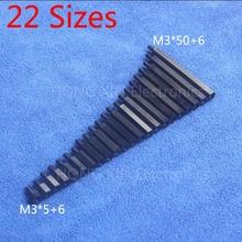 M3*5/6/8/9/10/11/12/15/16/18/20/22/24/25/28/30/32/35/38/40/45/50+6 Black 1 pcs Nylon Standoff Spacer Standard M3 Male-Female 10pcs m3 5 6 8 10 12 15 20 25 30 35 40 45 50 m3 thread black aluminum round standoff spacer for rc parts