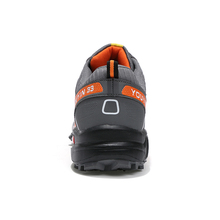 Men Athletic Waterproof sneakers Non-slip Breathable sports Shoes