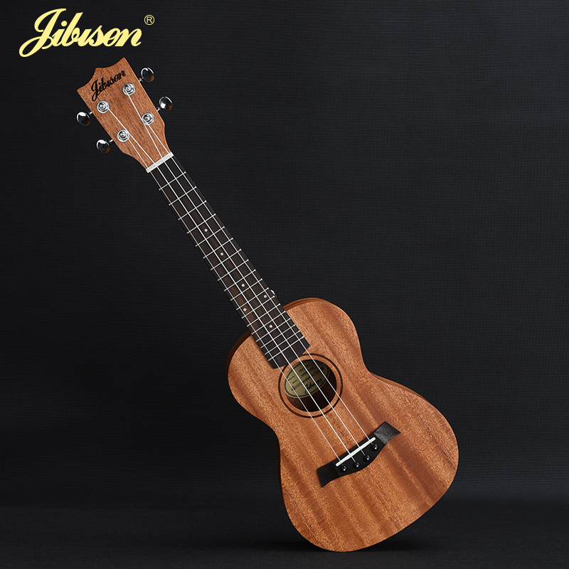 Freeshipping 23 inch Mahogany Ukulele Hawaiian 4 Strings Guitar Music Instrument Electric Ukulele with Pickup EQ UKU ukelele gearmax laptop backpacks 14 15 15 6 inch free keyboard cover for macbook 13 15 genuine leather and nylon notebook bag for dell