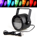 DMX Sound Control 86 RGB LED Spotlight Disco DJ Party Bar Light Home Entertainment Show Projector Stage Lighting Effect