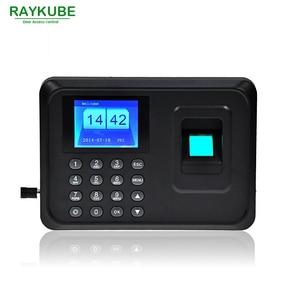 RAYKUBE TFT Fingerprint Time A