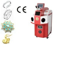 Jewelry spot laser welding machine price for sale wood / composite materials
