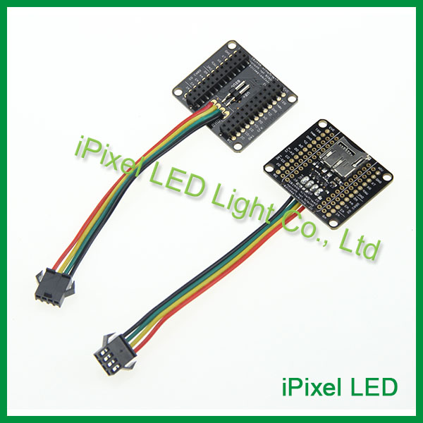 US $14 99 |Smart Matrix for APA102 pixel module for Particle Photon-in LED  Modules from Lights & Lighting on Aliexpress com | Alibaba Group