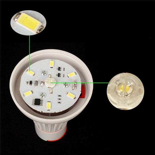 Hanging LED Camping Tent Light Bulb Lantern Lamp Outdoor Accessories Safety Survival