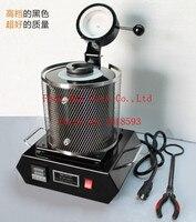3 кг наклон Pour Автоматическая плавильной печи для литья ювелирных изделий