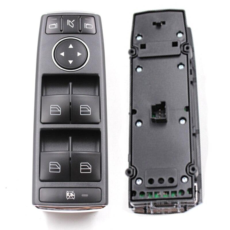Vente chaude 1669054400 2049055302 nouveau commutateur de fenêtre d'alimentation pour Mercedes ML350 ML500 ML63 G500 G550 G55 haute qualité