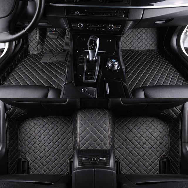 Kalaisike alfombrillas personalizadas para coche Mazda, todos los modelos, 3, 5, 6, 8, CX 5, CX 7, MX 5, CX 9, atenza, accesorios de coche