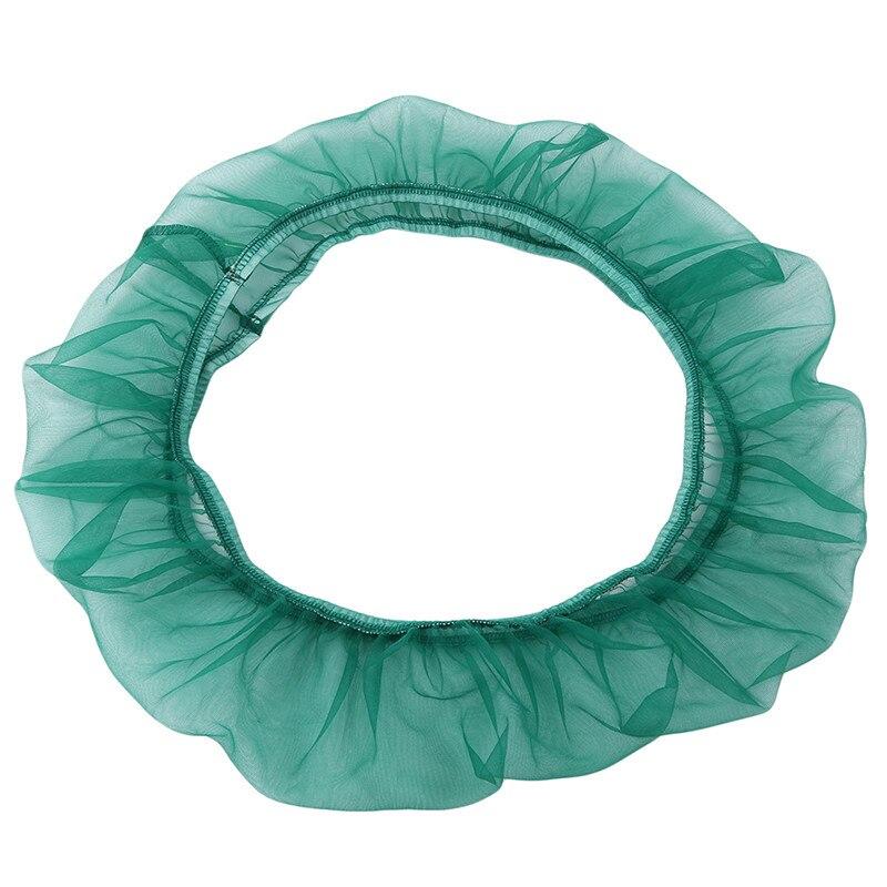 Нейлоновая сетка для рецепторов, чехол для птиц, попугая, мягкая легкая очистка, нейлоновая воздушная ткань, сетка для птичьей клетки, чехол для Ловца птиц, принадлежности для птиц - Цвет: Green