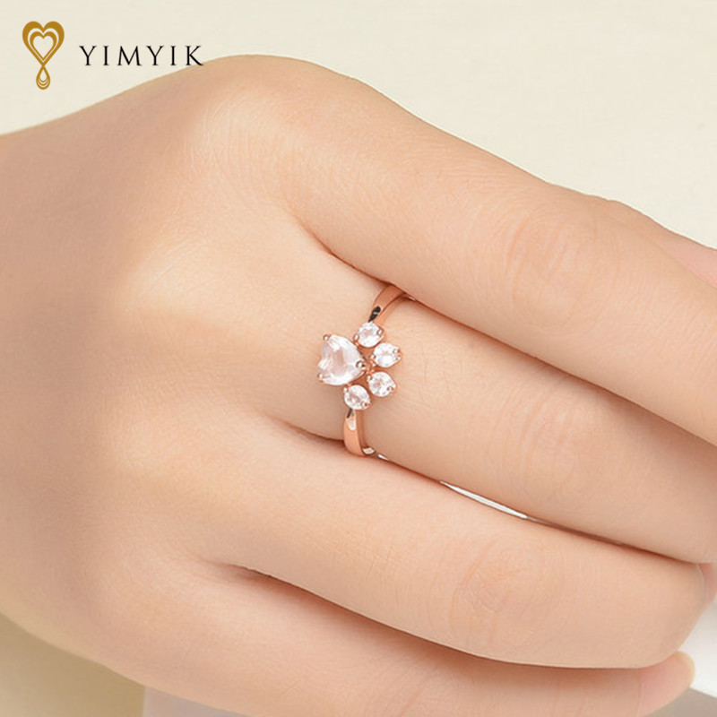 YimYik 925 Sterling Silver Ring