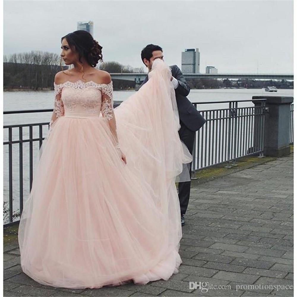 280fb9afffb Plus Size Pale Pink Bridesmaid Dresses