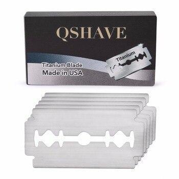Бритва классическая QSHAVE RD729 с лезвиями 6