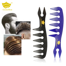 Men's Fashion Barber Comb For Building Up Hair Texture Ideal Styling Men Comb