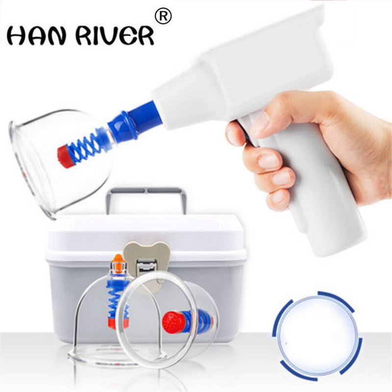 HANRIVER Electric cupping apparatus 24 tanks suit rechargeable vacuum suction thickening cupping DIANDONGBAGUANQIHANRIVER Electric cupping apparatus 24 tanks suit rechargeable vacuum suction thickening cupping DIANDONGBAGUANQI