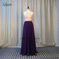 Liyuke Mermaid Lace Beaded Sash Mother Of The Bride Dress Off The Shoulder Formal Dress Pleat