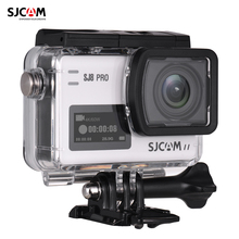SJCAM SJ8 PRO Action Camera 4K/60FPS WiFi 2.3 Inch Touch Screen with 170 Degree Wide Angle EIS 8X Digital Zoom Waterproof Camera