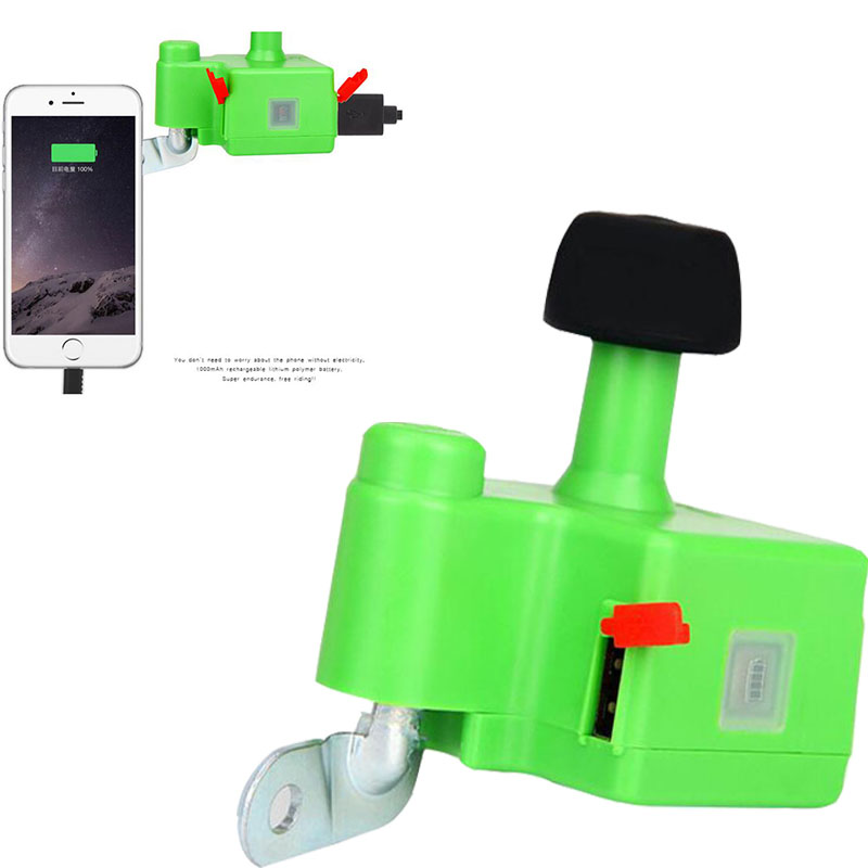 ФОТО 2017 Rushed Luz Bicicleta New Sport Bike Charge Dynamo Bicycle Usb For 5v Generator Charger Battery Power Bank For Device