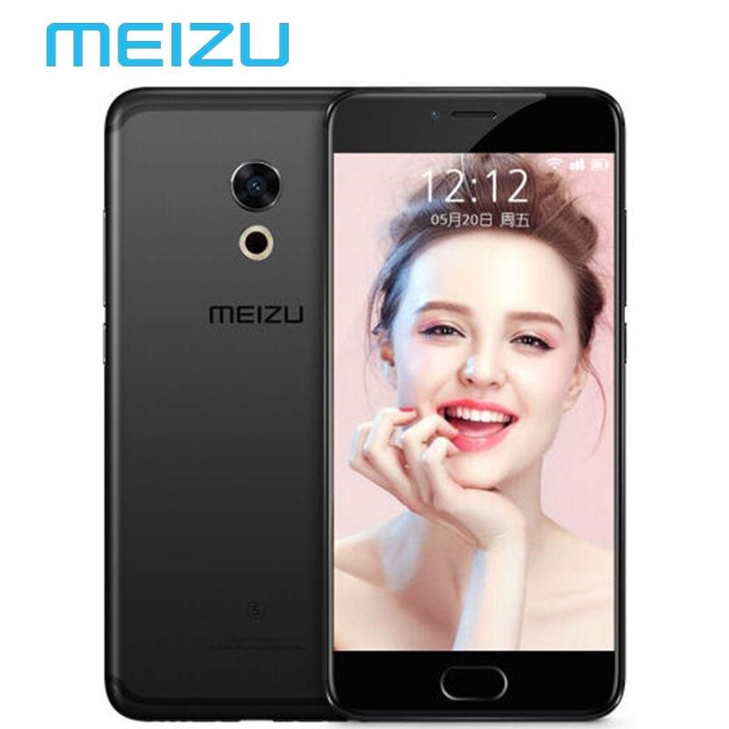 "Цена за На складе в исходном meizu pro 6 s 4 ГБ 64 ГБ мобильный телефон android helio x25 дека core 5.2 ""1080 P 12.0 МП Сотовый Телефон M570Q S"