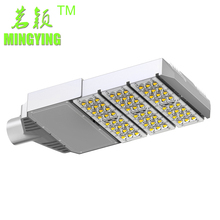 90W LED Street light Street lamp  IP65 AC 90-305V DC127-431V MEANWELL power Cree chips Color temperature Customizable