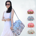 Fashion MultiColored Tote Nappy Bags Cross-body Multifunctional Mummy Bags Maternity Shoulder Diaper Bags Baby Bag Good Quality