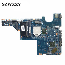 592808-001 Voor HP CQ42 CQ62 G62 G42 CQ56 G56 Laptop Moederbord DA0AX2MB6E0 Volledige Getest