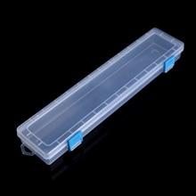 1 кисть для ПК малярные карандаши коробка для хранения акварельные Ручки Контейнер инструменты для рисования корзина