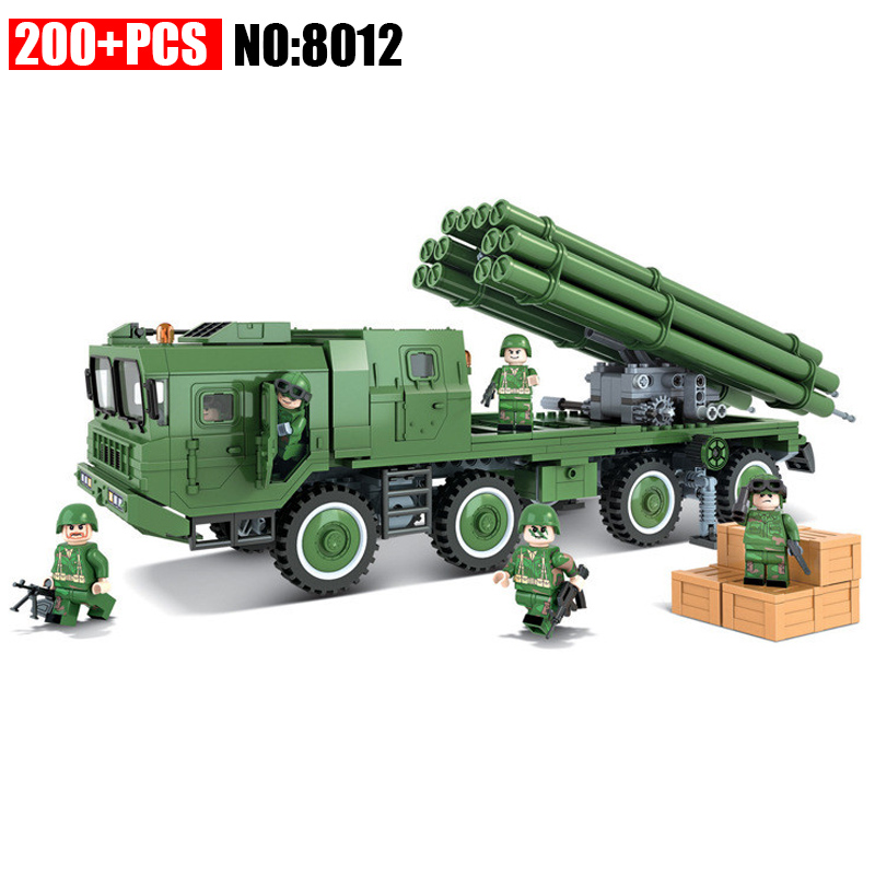 New Military series the china PHL03 300mm Rockets Missile model Building Block Classic toys For Children holiday gift new lp2k series contactor lp2k06015 lp2k06015md lp2 k06015md 220v dc