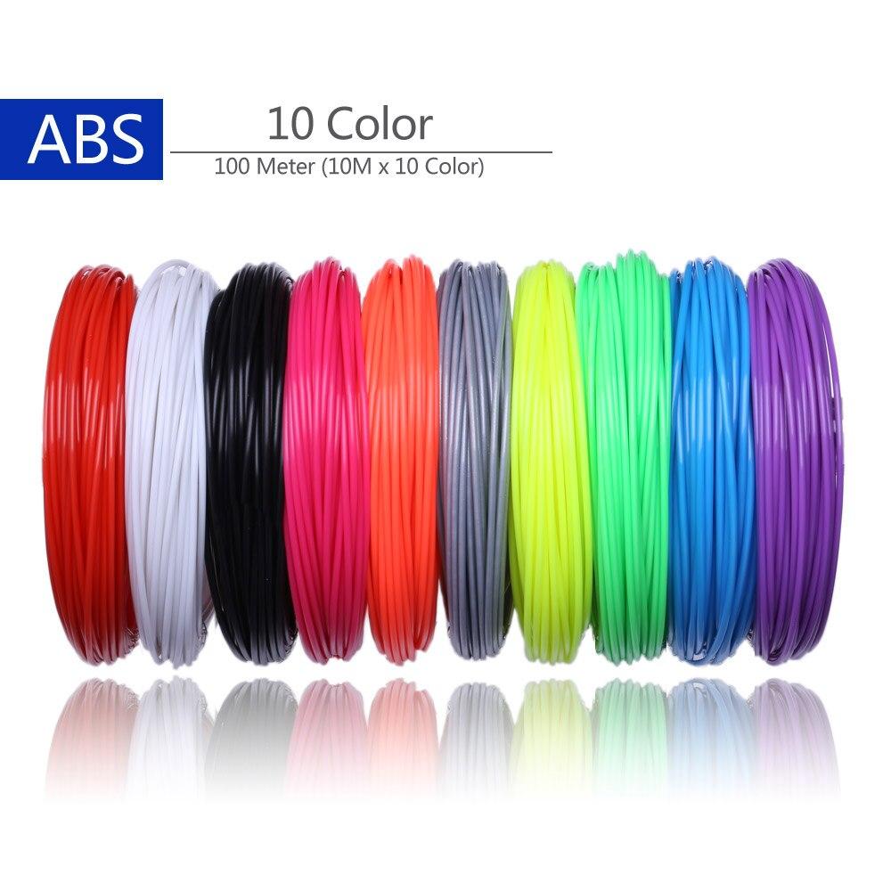Tópicos Fio 1.75 milímetros Consumíveis Da Impressora D Caneta filamento ABS