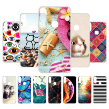 3D DIY Case For BQ Active 1 Plus Silicone Soft TPU Cover Vsmart 1+ 6.18 Bumper Bags