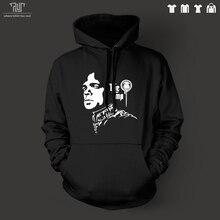 王座tyrionをインプ手の王男性ユニセックスプルオーバーパーカー重いフード付きsweatershirt綿付きフリース内部